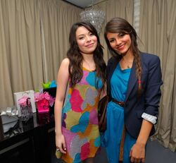 Miranda and Victoria