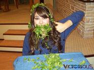 Trina make plants grow