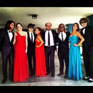 Victorious Cast In EM2012