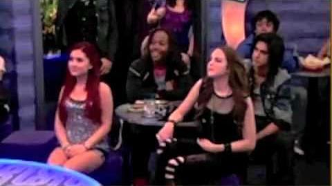 Victorious Robbie and Rex singing Forever Baby