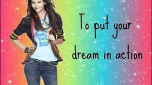 Victoria Justice - Make It Shine ( lyrics)