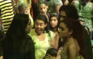 Liz, Avan and Ariana