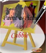 Paint a Picture of Cabbie
