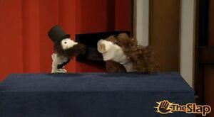 Sinjin puppets