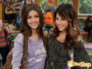 Trina and Tori