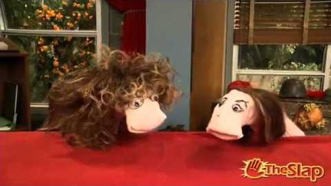 Victorious - Sinjin's Sock Puppets Sinjin meets Jade D