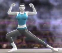 Wii fit trainer vgcw