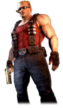 Duke Nukem (Real)