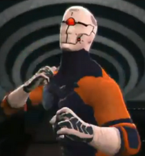 Cyborg ninja vgcw