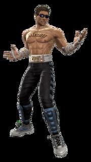 Johnny Cage MK9