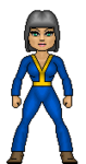 Fallout Vault Dweller Female-93x176