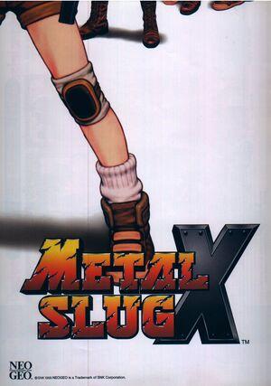 MetalSlugXMVS