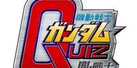 Quiz Mobile Suit Gundam: Tou Senshi