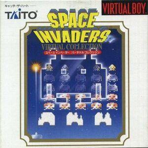 SpaceInvadersVirtualCollectionVBjp