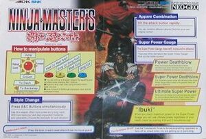 NinjaMastersMVS