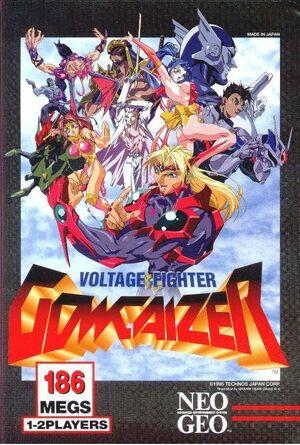 VoltageFighterGowcaizerAES