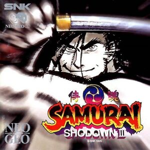SamuraiShodownIIINGCD