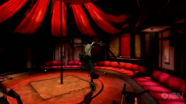 Afro Samurai Xbox 360 Gameplay - Evil Strippers