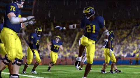 NCAA Football 13 (VG) (2012) - Heisman Challenge trailer