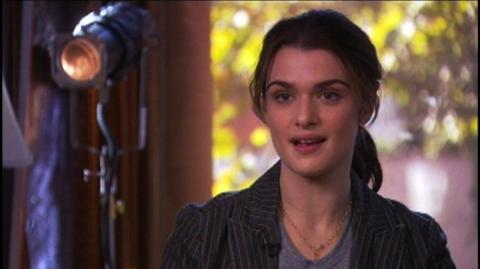"""The Fountain (2006) - Interview Rachel Weisz """"What Attracted Her to the Script"""""""