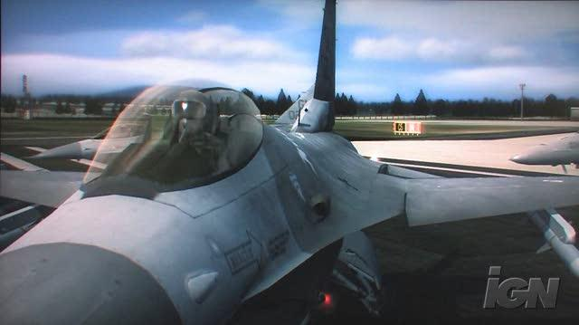 Ace Combat 6 Fires of Liberation Xbox 360 Trailer - Not A Drill (HD Off-Screen)