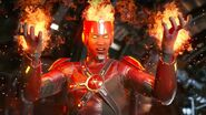 Injustice 2 Official Introducing Firestorm Trailer