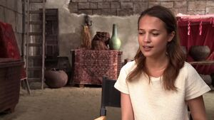 Seventh Son - Alicia Vikander Interview