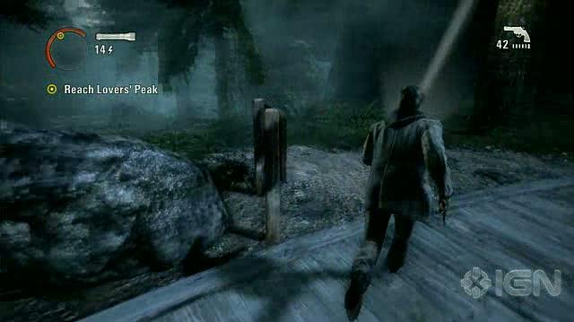 Alan Wake X360 - Walkthrough - Alan Wake - Nightmare Difficulty - Episode 2 - Moonshine Cave