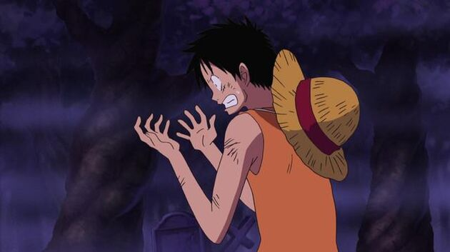 File One Piece - Episode 369 - Oars + Moria! The Most Heinous Combination of Brains and Brawn!