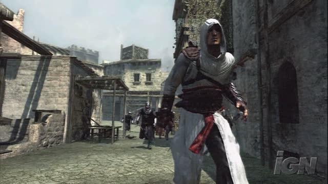 Assassin's Creed Xbox 360 Trailer - Lonely Souls