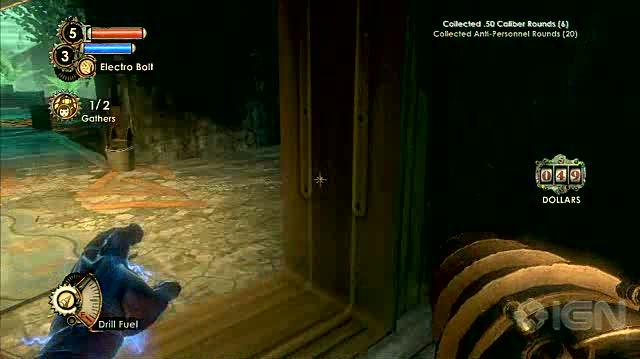 BioShock 2 Xbox 360 Guide-Walkthrough - Walkthrough - Journey to the Surface