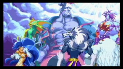 Darkstalkers Chronicle The Chaos Tower (VG) (2005) - PSP