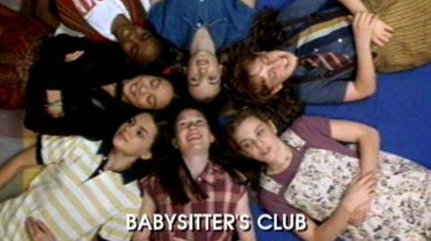 The Baby-Sitters Club (1995) - Open-ended Trailer (e12734)