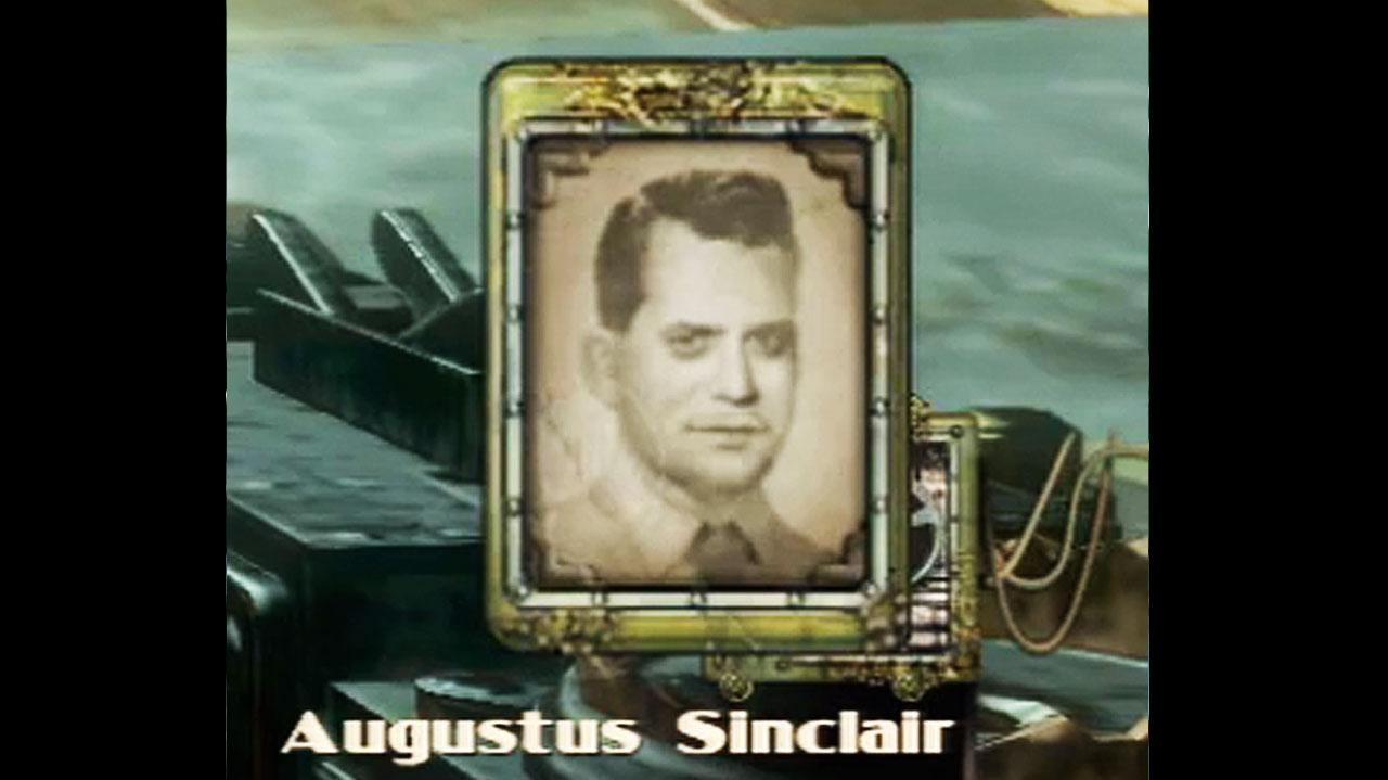 BioShock 2 - Diaries Augustus Sinclair - Gameplay