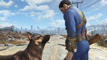 Fallout 4 Reveal Trailer Breakdown Director's Cut - IGN Rewind Theater