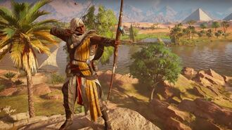 Assassin's Creed Origins Official Developer Q&A Combat Breakdown Video