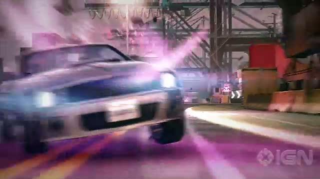 Blur Xbox Live Trailer - Open Beta Demo Trailer