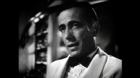 Casablanca (1942) - Open-ended Trailer (e10189)