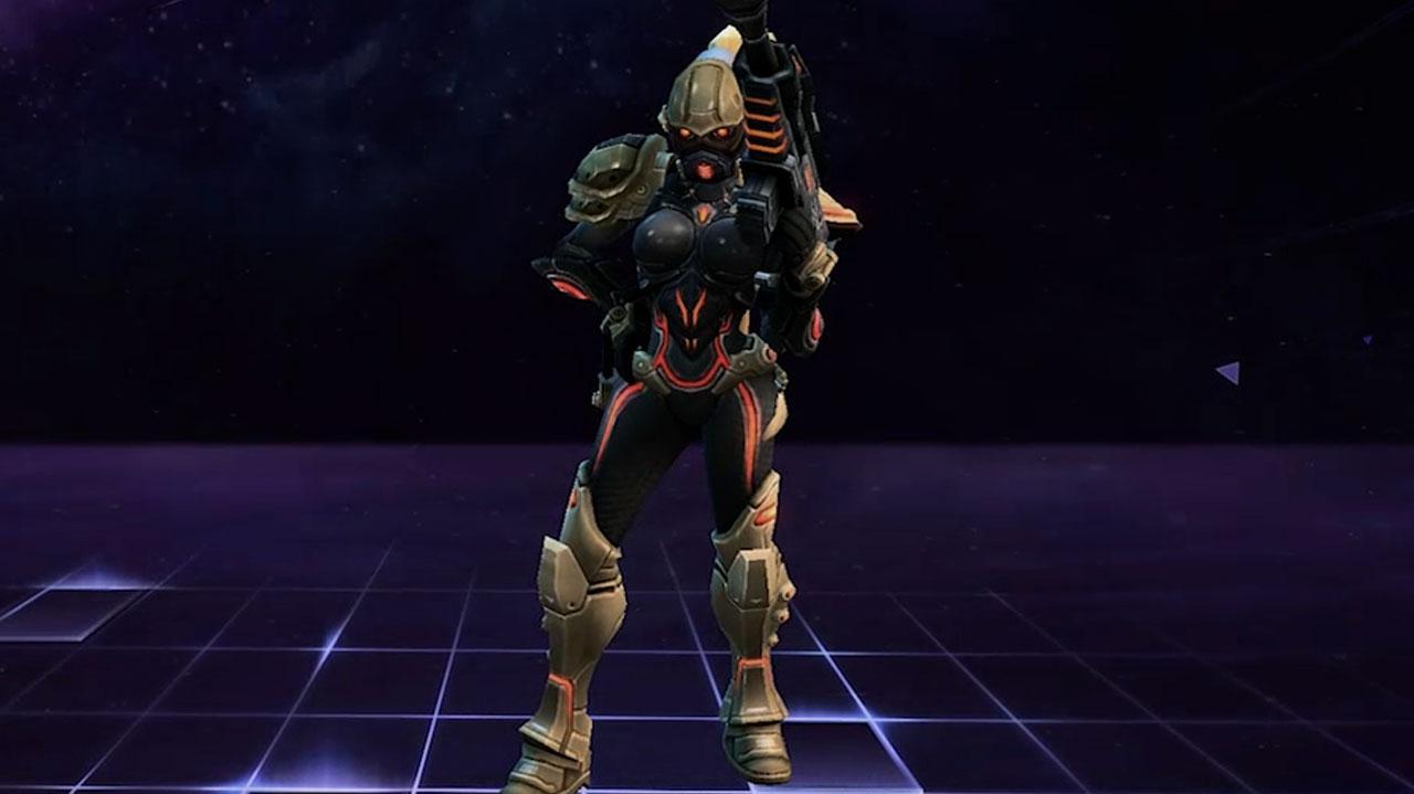 Heroes of the Storm - Building the Nexus