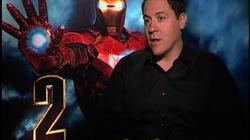 """Iron Man 2 (2010) - Interview Jon Favreau """"On Whiplash"""""""