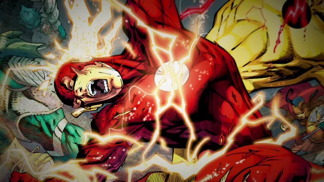 Necessary Evil Super-Villians of DC Comics - Dark Reflections Clip