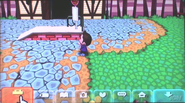 Animal Crossing City Folk Nintendo Wii Trailer - E3 Footage Part 1 (Off Screen)