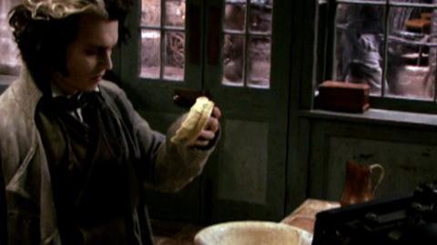 Sweeney Todd The Demon Barber Of Fleet Street (2007) - Behind the scenes The Pie