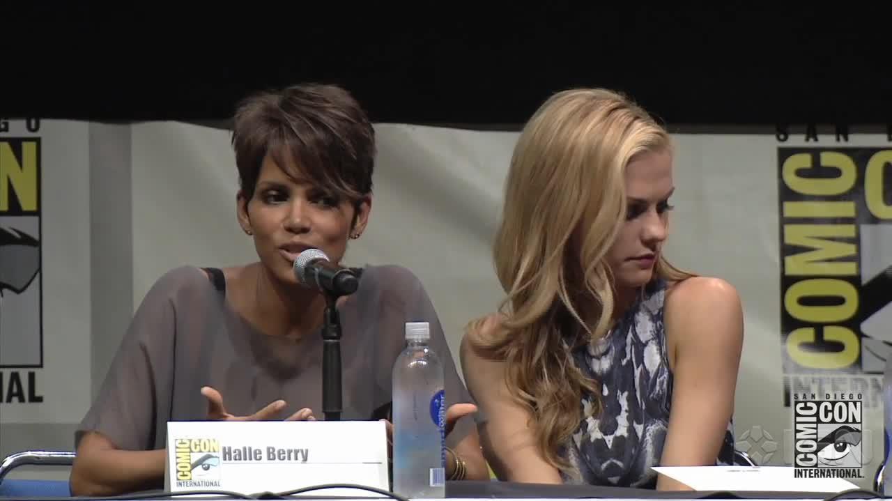 X-Men Days of Future Past Comic-Con 2013 Panel - Part 2