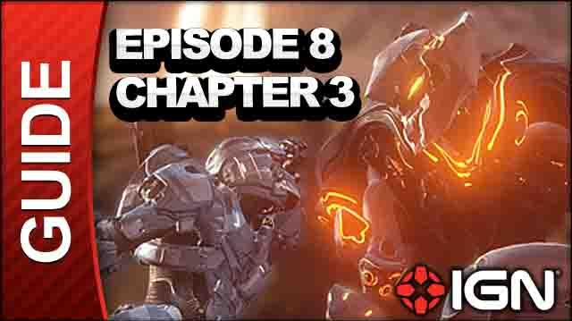 Halo 4 - Spartan Ops Expendable Legendary Walkthrough Part 3 - Lancer