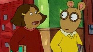 ARTHUR KIDS ARE FROM EARTH, PARENTS ARE FROM PLUTO