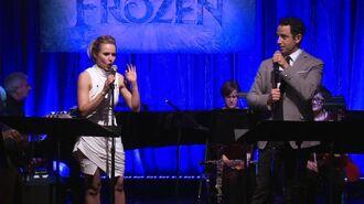 """Frozen - """"Love Is An Open Door"""""""
