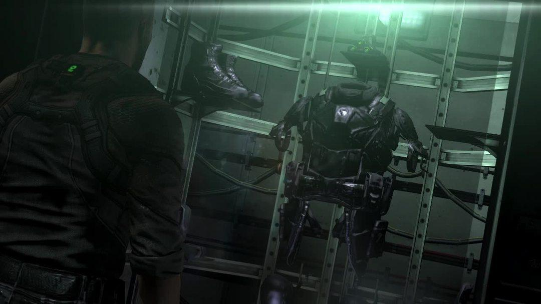 Splinter Cell Blacklist Trailer