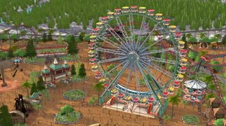 RollerCoaster Tycoon - World Reveal Trailer