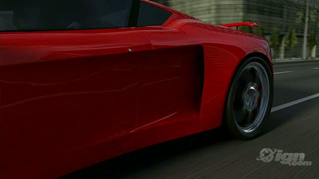 Blur Xbox 360 Trailer - Shiny Car Trailer
